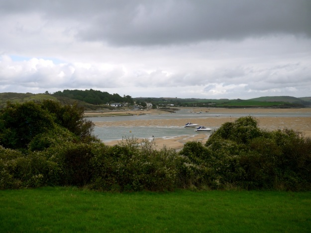 Padstow Ferry Reurn Beach