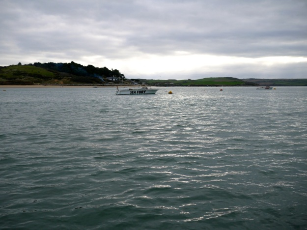 Padstow Ferry Sea Fury