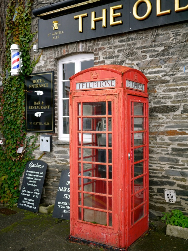 Padstow Phonebooth