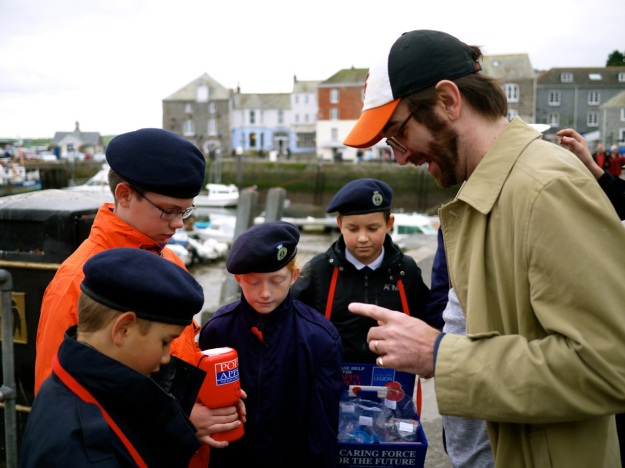 Padstow Poppy Appeal Transaction