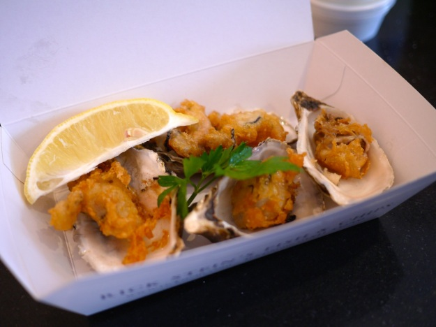 Padstow Rick Stein Oysters