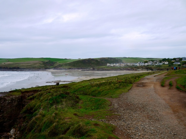 Polzeath Path