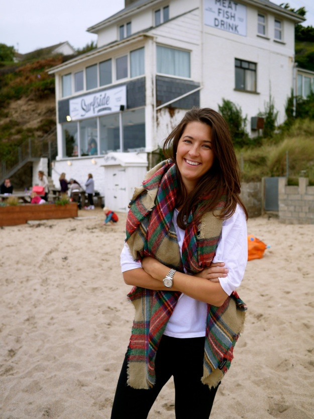 Polzeath Surfside Portrait