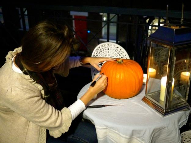 Pumpkin Draw
