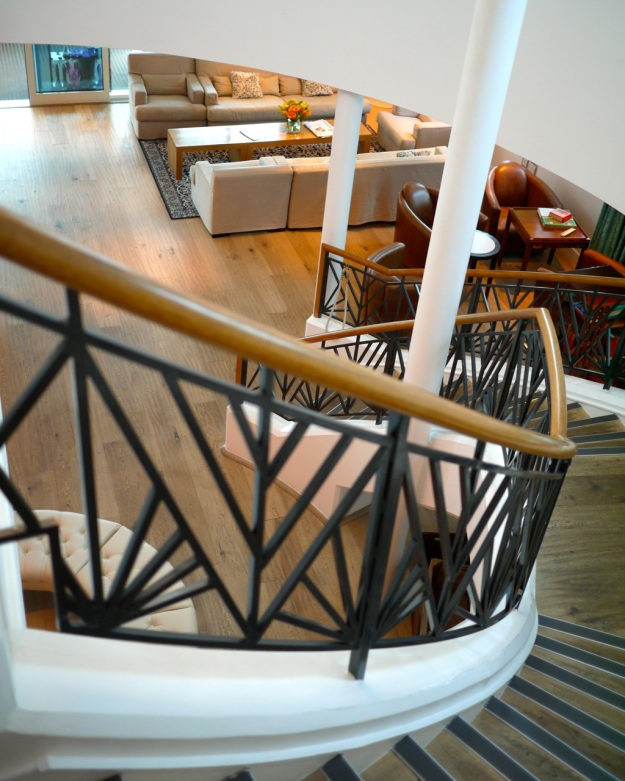 St Moritz Staircase