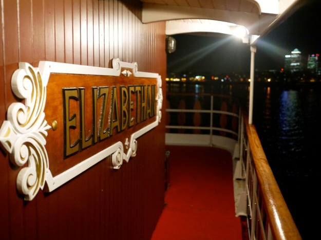 Boat Elizabethan