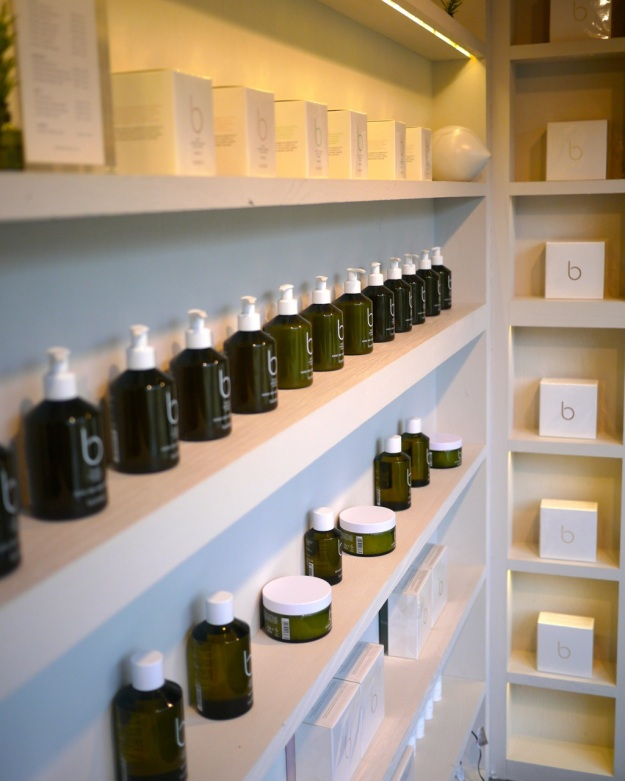 Daylesford Bamford Spa Lotions and Potions