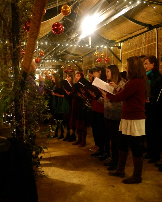 Petersham Nurseries Carollers