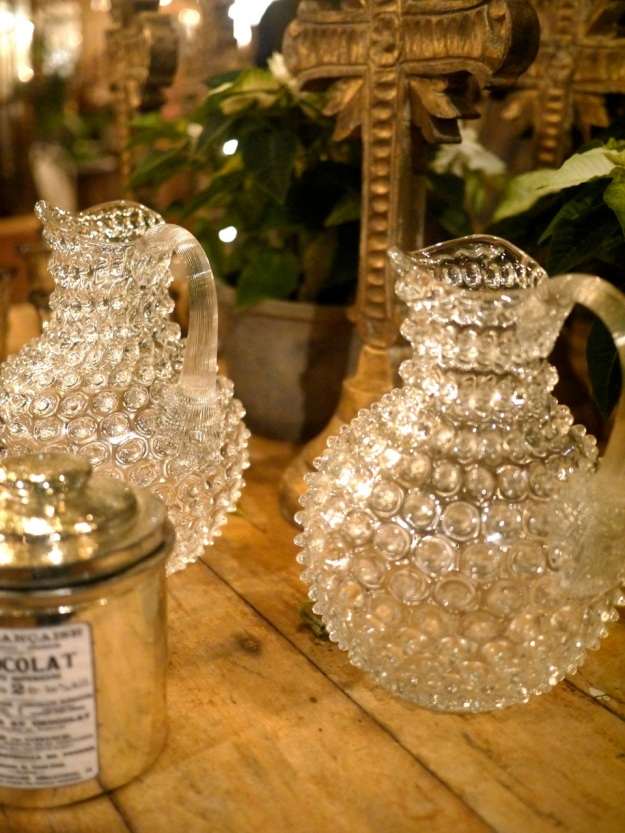 Petersham Nurseries Shop Hobnail Pitcher