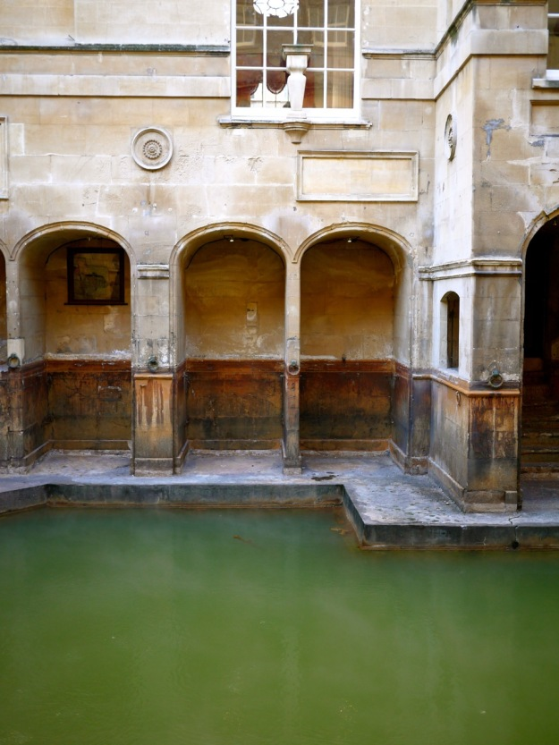 Roman Baths Springs Private Area