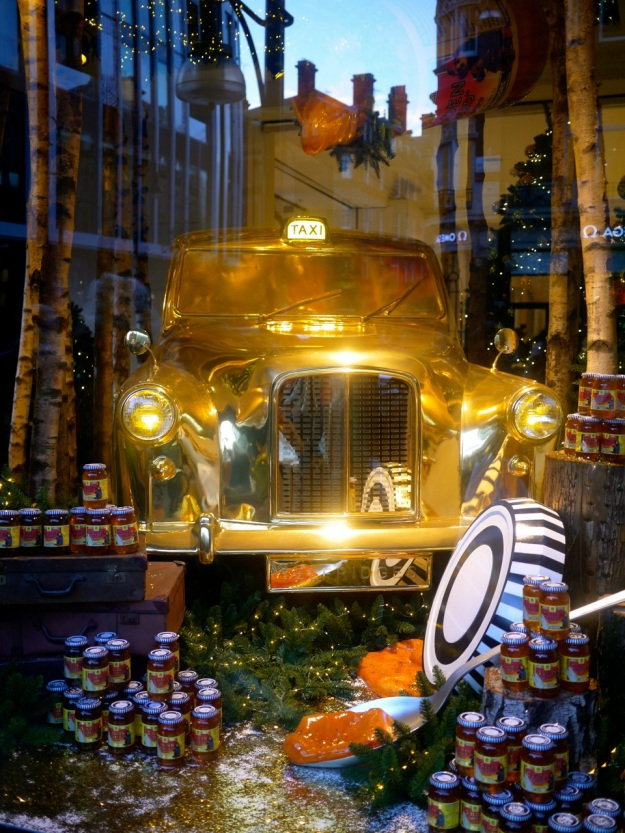 Selfridges Window Paddington Tax