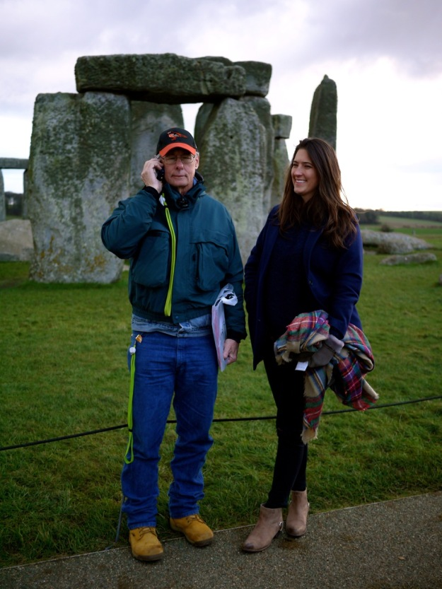 Stonehenge Portrait Audio Guide