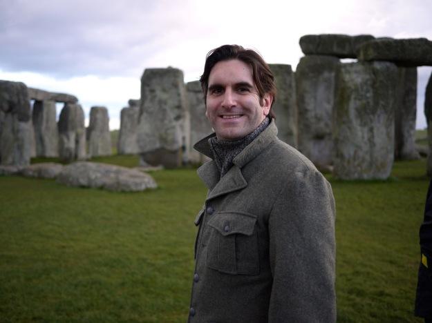Stonehenge Portrait