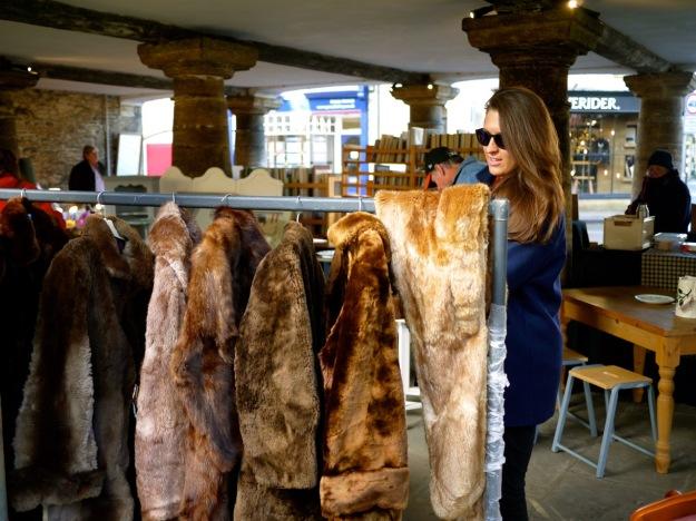 Tetbury Market Fur