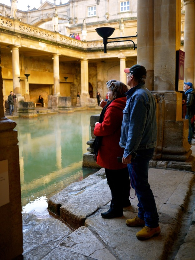 Bath Roman View
