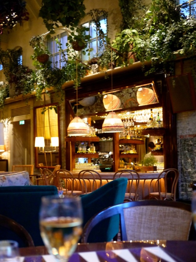 Chiltern Firehouse bar