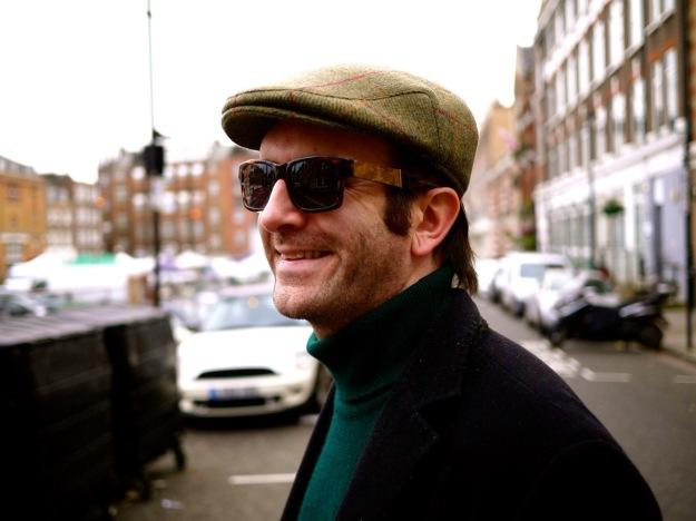 Cool Guy Cool Shwood Sunglasses