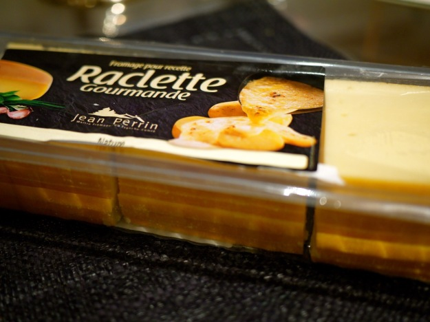 Raclette Cheese Package