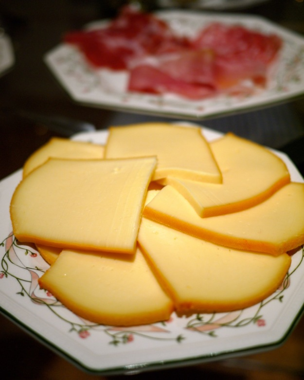 Raclette Cheese Slices
