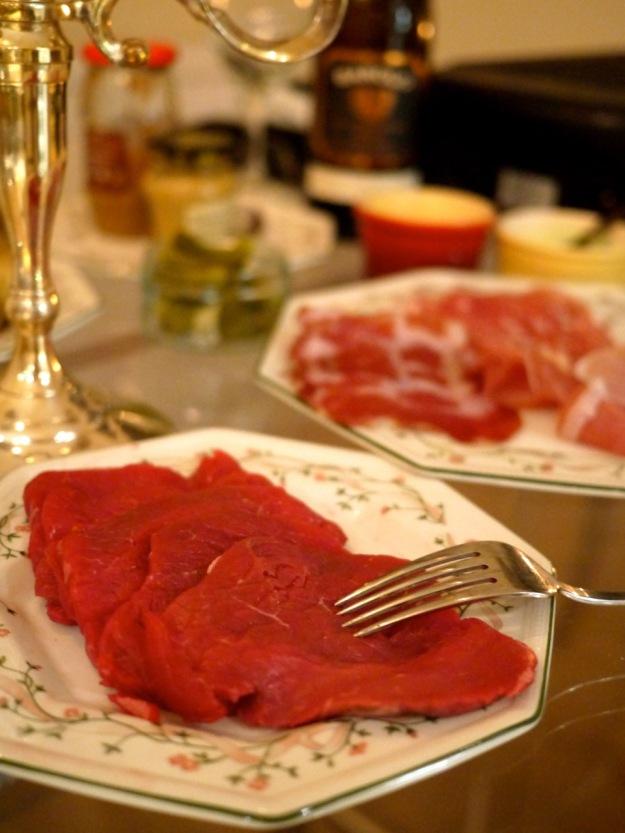 Raclette Filet Steak