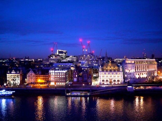 Rumpus Room View Rooftop Thames
