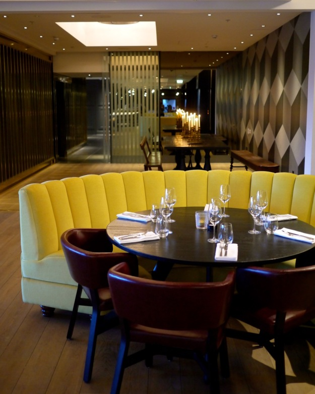 Sea Containers Dining Room