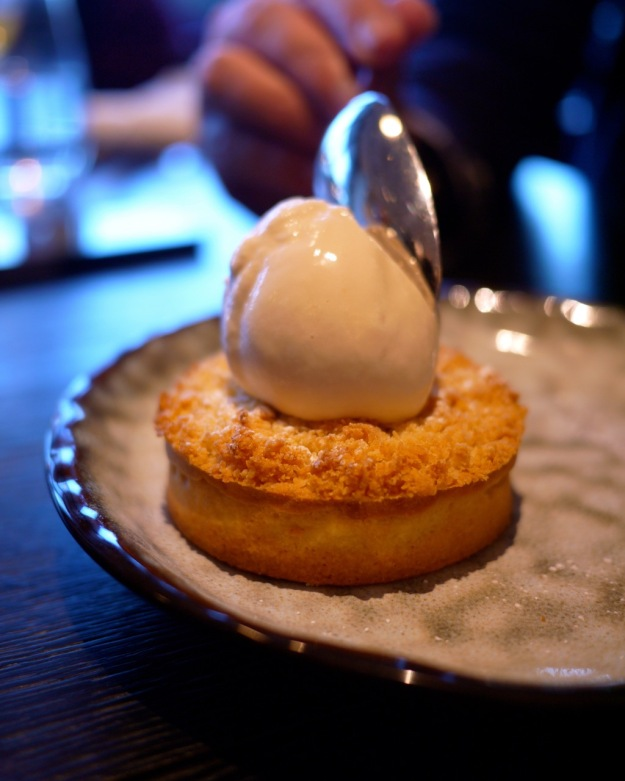 Sea Containers Lunch Apple Pie