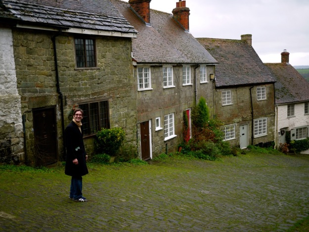 Shaftesbury Gold Hill Cottages