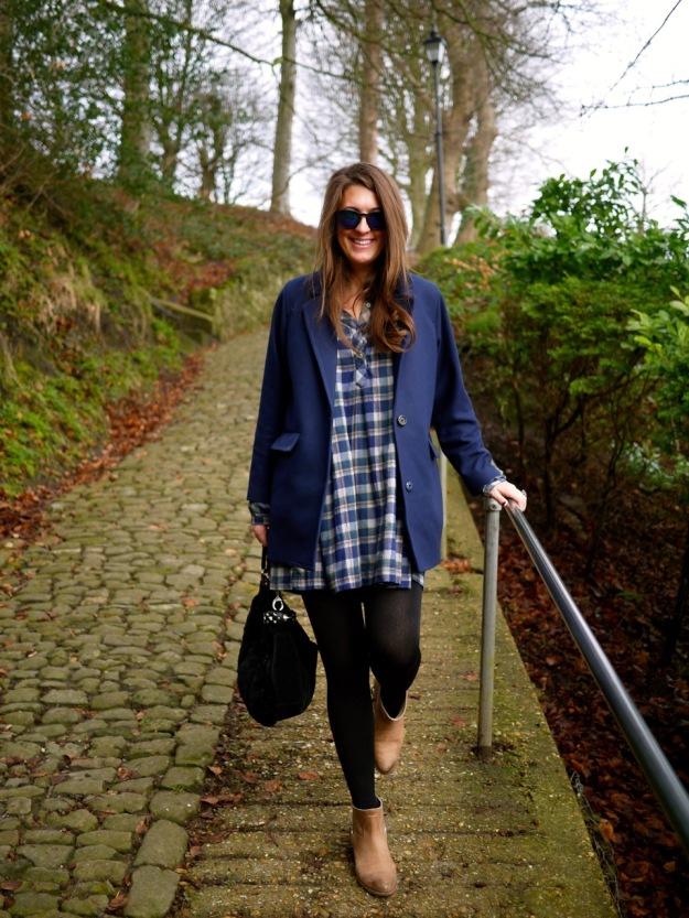 Shaftesbury Lover's Walk Downhill Path