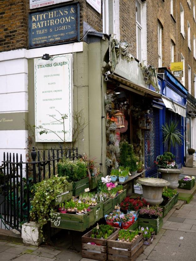Titiana's Garden Marylebone