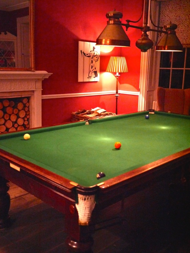 Babington House Games Room
