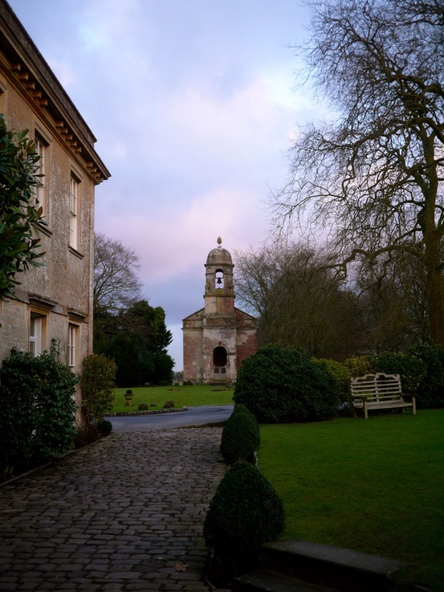 Babington House Lawn Chapel