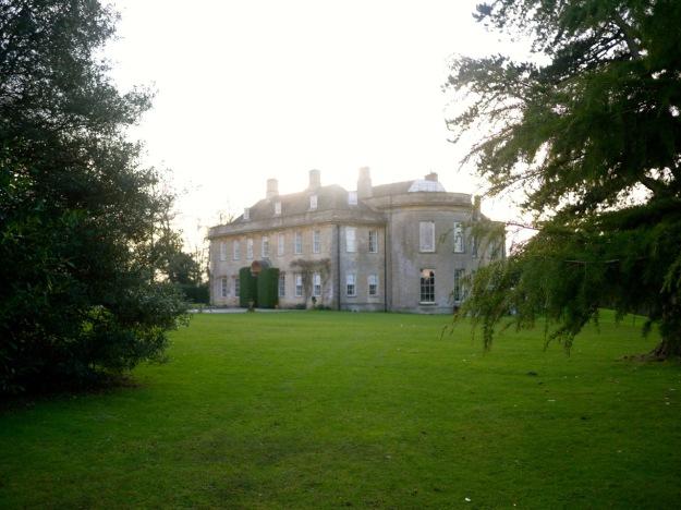 Babington House Lawn
