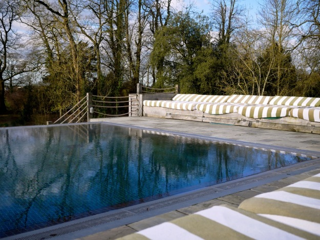 Babington House Pool