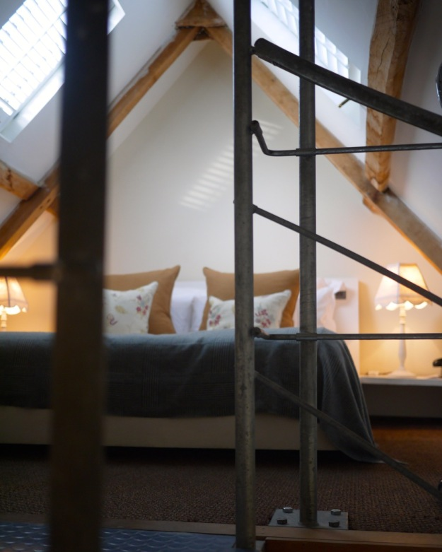 Babington House Room Coach House Loft Bed