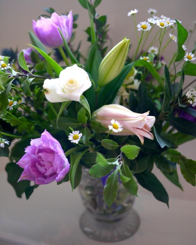 Babington House Room Fresh Flowers