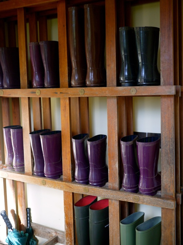 Babington House Wellies