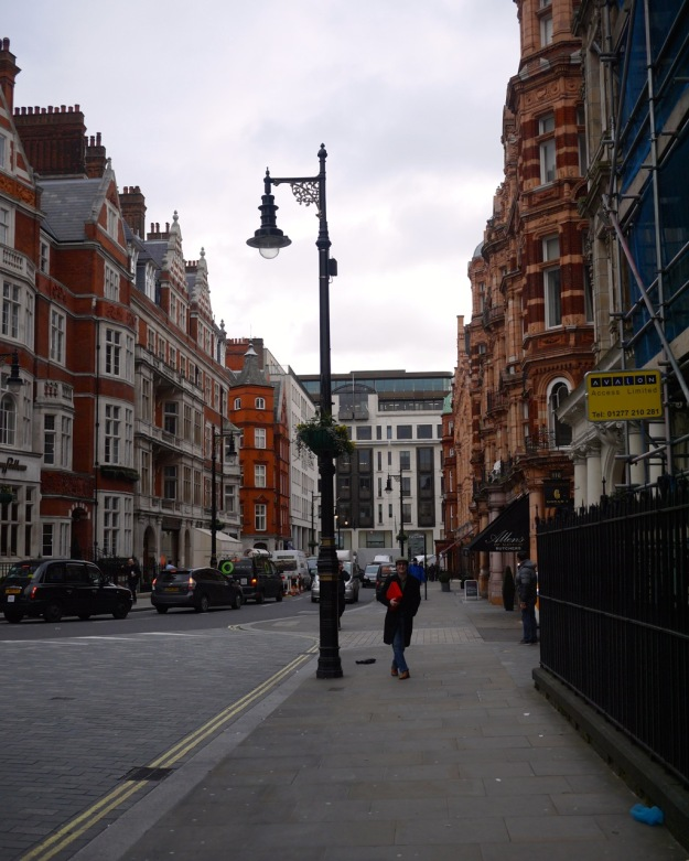 London Mount Street Mayfair
