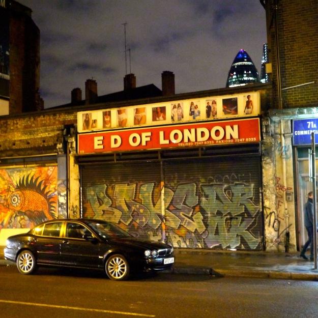 Ten Bells Ed London Spitalfields