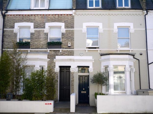 Fulham Epple Road Doors