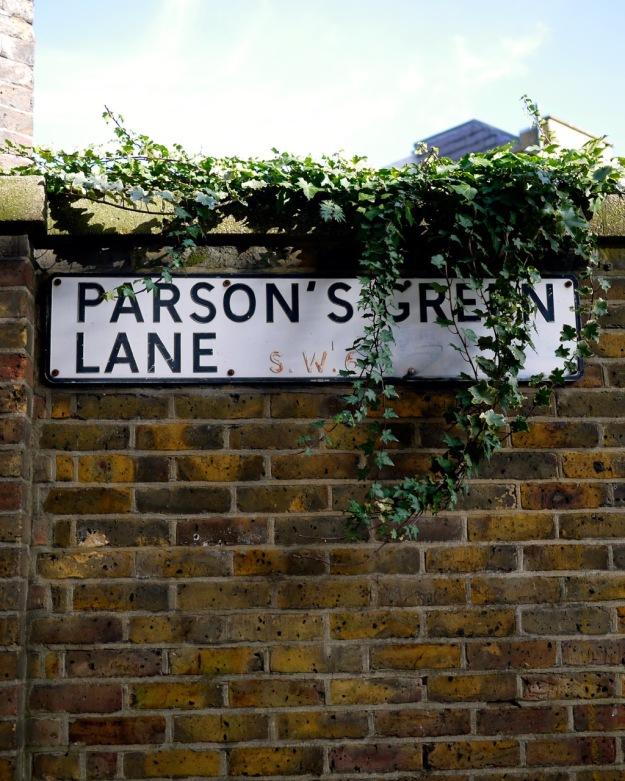 Fulham Parsons Green Lane