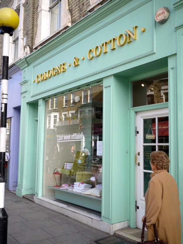 Fulham Road Cologne and Cotton