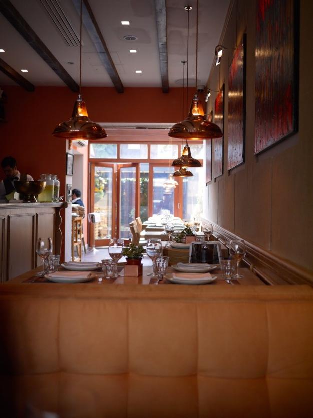 LCFM Dining Room