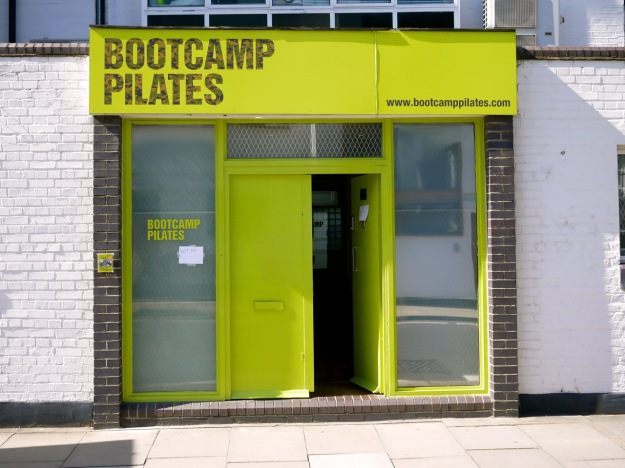 Parsons Green Bootcamp Pilates