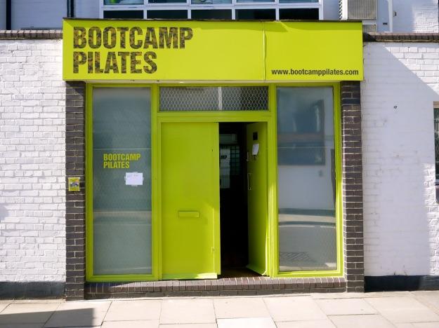 Parsons Green Bootcamp Pilates