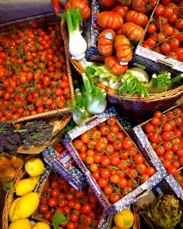 Parsons Green Elizabeth King Tomatoes