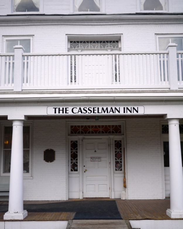 Casselman Inn Front Exterior