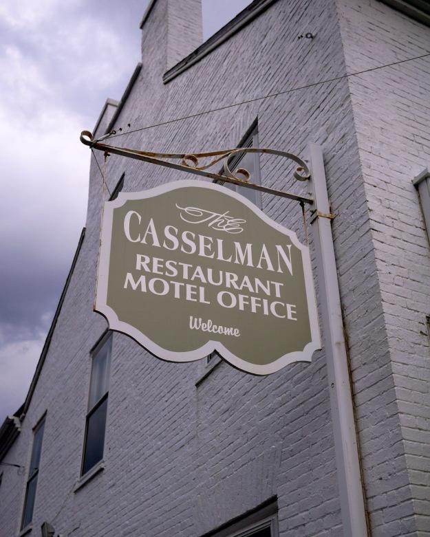 Casselman Sign