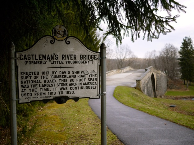 Castleman Bridge