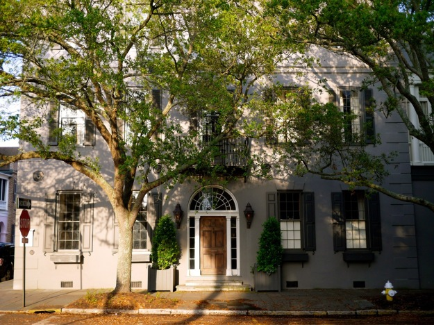 Charleston Grey House